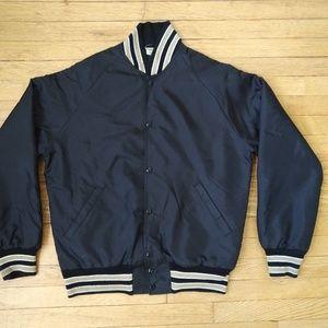 """Jackets & Coats - Vintage """"NORTH"""" Gold & Black Raptors Type Bomber"""